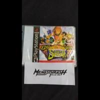 kaset game the granstream saga playstation 1