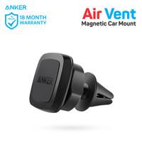 Car Phone Holder Anker Vent Magnetic Mount Black - A7143