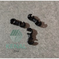 Klip Kabel Sepeda - S Clips Kabel Shifter - Klip Kabel Rem Sepeda