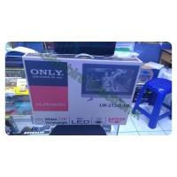 Dijual TV LED juc 21 inch televisi LED murah Berkualitas