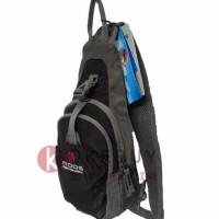 Mods 150871 Sling Bag 4L / Tas Selempang Bahu - Black
