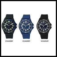 Q&Q Qnq Qq Original Watch Rubber Band - Unisex Watch - Vr18J005Y
