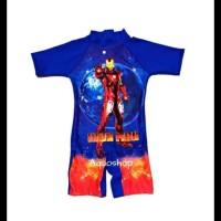 Baju Renang Anak Laki-Laki Karakter Usia Tk 3-6Tahun
