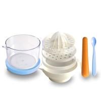 Lusty Bunny Baby Food Processor Set - Alat Penghalus Makanan Bayi