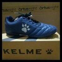 Cuci Gudang | Promo | Sepatu Futsal Kelme Power Grip Navy