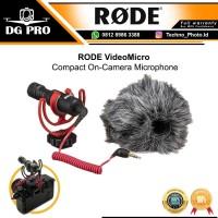 MIC RODE VIDEOMICRO - RODE VIDEO MICRO - MICROPHONE