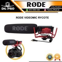 MIC RODE RYCOTE - RODE RYCOTE MICROPHONE ON CAMERA