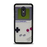 Casing Xiaomi Redmi 5 Plus Game Boy E0273 Case Cover