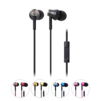 Audio Technica/ iron triangle ATH-CK330IS mobile phone call line