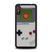 Casing Xiaomi Redmi 6 Pro Game Boy E0273 Case Cover