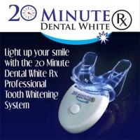 Super Sale - Pemutih Gigi 20 Minute Dental White Whitening Teeth 0549