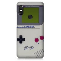 Casing Hardcase Xiaomi Mi Max 3 Game Boy E0273 Case Cover