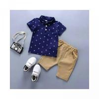 Original 100 Import Setelan baju anak laki laki import pakaian anak co