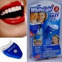 Super Sale - GIGIMU PUTIH White Light Alat Pemutih Gigi Penghilang