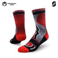 Stayhoops - Kaos Kaki Olahraga dan Fashion - Qizil Performance Socks