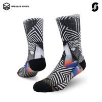 Stayhoops - Kaos Kaki Fashion / Olahraga - Embolden Fullprint