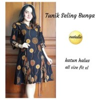 SIMIFASHION tunik etnik motif batik solo 2