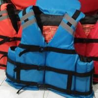 pelampung rafting life jacket pancing tubing renang