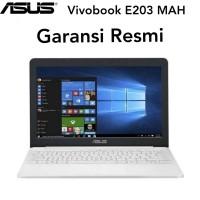 Laptop Murah Asus Vivobook Garansi Resmi E203 MAH 2GB/500GB 11.6 inch
