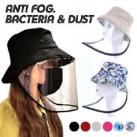 Topi Anti Virus Corona | Topi Protektif | Lawan Virus and Bacteria