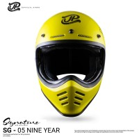 JP Retro Signature SGN 05 - Yellow Lemon Gloss