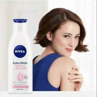 Nivea Extra White Radiant & Smooth 100ml