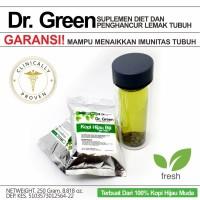 GREEN BEAN COFFEE - JAVA ROBUSTA