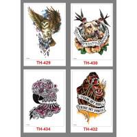 Tattoo/Tattoo temporary/Tattoo Temporer/Tatto 21x15cm TH 025029