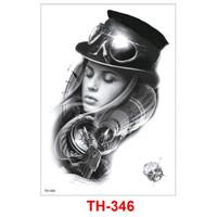 Tattoo/Tattoo temporary/Tattoo Temporer/Tatto 21x15cm TH 020024