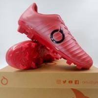 Sepatu Bola Ortuseight Forte Vantage FG Red 11010162 Original BNIB