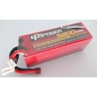 LPB Power 5200mah 4s 14.8v 45c Hardcase Lipo Battery