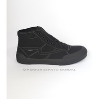 Sepatu Patrobas Equip High - All Black