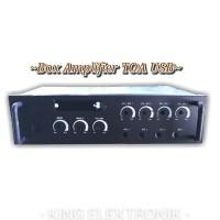 BOX AMPLI AMPLIFIER BOSTEC TOA USB LUBANG MODUL MP3 USB
