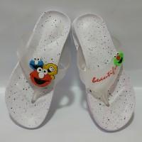 Sandal Jepit Wanita Elmo S36-41 H2 Glacio White Sandal Rumah Slipper