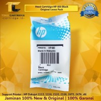 Cartridge tinta HP 680 Black ORIGINAL LOOSEPACK catridge HP 1115 2135