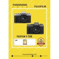 Fujifilm X-T200 Kamera Mirrorless with XC15-45mm F3.5-5.6