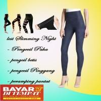 Legging Slimming Night Korser Pelangsing Paha Betis Wanita