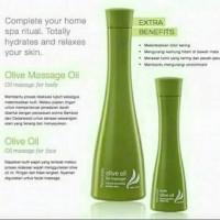 Wardah minyak Zaitun wajah pure olive oil 50ml
