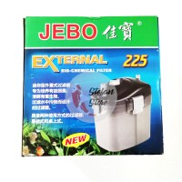 Jebo 225 Canister External Bio Chemical Filter Aquarium Aquascape