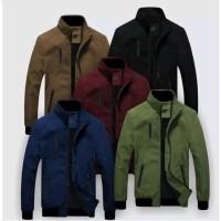 Jaket harrington pria keren/jaket pria premium/jaket outdoor pria