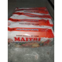 Maitri Mie Instant Vegetarian Rasa Gulai Pedas/Kari (1 pack isi 5 bks)