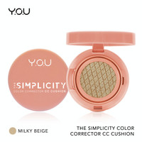 The Simplicity Color Corrector CC Cushion by You Makeups