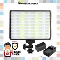 Casell Ultra thin LED-396 Daylight Professional Video Photo Lighting