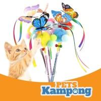 Mainan kucing Tongkat premium