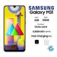 Samsung Galaxy M31 6/128GB 6GB 128GB Garansi Resmi