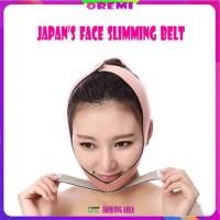 Pembentuk Pipi Tirus - Oval Face Slim Belt - Pembuat V-Shaped Face
