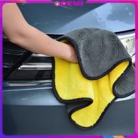 CAR WASH TOWEL Kain Lap Mobil Motor Microfiber Super Absorbent