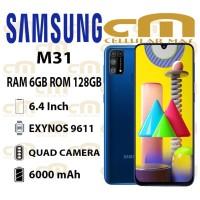 Samsung Galaxy M31 6/128 RAM 6GB ROM128GB GARANSI RESMI SEIN