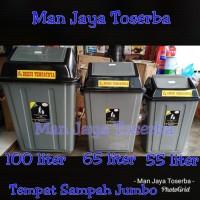 Tempat Sampah Jumbo 100 liter / KHUSUS GOJEK