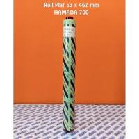 Roll Plat Hamada700 Uk 53x467 mm Sparepart Mesin Offset Hamada 700